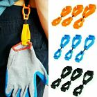 Gloves Clips Grabber Holder Guard Work Glove Safety Keeper - 3Pcs