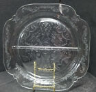 Vintage Federal Glass Company Recollection (old Madrid) Clear Serving Items