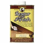 Restor A Finish Howard Wood Furniture Restorer 16 Oz