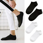 4Pair Unisex Summer Ankle Invisible Loafer Boat Sock Liner Low Cut Socks Hosiery