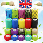 First Aid Health Care Treatment Self Adhesive Elastic Bandage Gauze Tape Tattoo