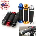 "MOTORCYCLE 7/8"" HAND GRIPS HANDLE BAR RUBBER GEL FOR YAMAHA HONDA KAWASAKI BMW $9.35 USD on eBay"