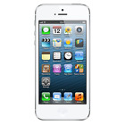Apple iPhone 5 16GB Verizon - GSM Unlocked Smartphone - Black &amp; White <br/> 20% off code- PRIMO, $50 min purchase required.
