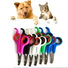 US Pet Dog Cat Paws Nail Scissors Clipper Grooming Puppy Bird Toe Claw Trimmer