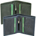 Visconti RFID Men's Gift Boxed Leather Wallet 705