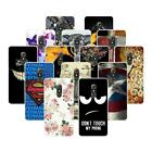For Alcatel A7 5090Y 5090 Soft TPU Case Cover Cartoon Cat Deer Flower Butterfly