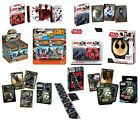 STAR WARS Series Playing Cards Trilogy Last Jedi Rogue One Disney Travel Games £6.99 GBP on eBay