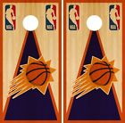 Phoenix Suns Cornhole Wrap NBA Game Board Skin Vinyl Decal Vintage Set CO689 on eBay