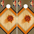 Phoenix Suns Cornhole Wrap NBA Game Board Skin Vinyl Decal Wood Set CO690 on eBay