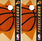 Phoenix Suns Cornhole Wrap NBA Game Board Skin Vinyl Decal Logo Set CO691 on eBay