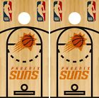 Phoenix Suns Cornhole Wrap NBA Game Board Skin Vinyl Decal Court Set CO692 on eBay