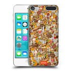 OFFICIAL EMOJI PATTERNS 3 HARD BACK CASE FOR APPLE iPOD TOUCH MP3