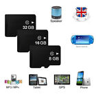 micro sd card 1gb - 1GB 2GB 4GB 8GB 16GB Micro SD SDHC Flash TF Memory Card Class 10 Free Adapter