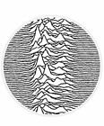 """Ian Curtis Joy Division Unknown Pleasures Sticker Decal Vinyl Wall """"sizes"""""""