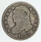 1827 Capped Bust Dime - Circulated *4106