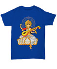 Veena Lover Indian Music Instrument Classical Shirt - Unisex Tee