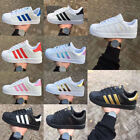 HOT Womens Shoes Superstars Lace-up Pumps Trainers Running Mens Sports Shoes