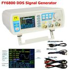 FeelTech FY6800 20-60MHz Function Arbitrary Waveform Pulse DDS Signal Generator