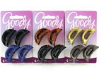 GOODY SMALL CURVED PAMELA CLAW HAIR CLIPS - 4 PCS. (09238)