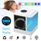 Portable Evaporative Air Conditioner Cooler Fan Cooling Humidifier Cleaner Mini