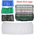Seed Catcher Guard Fabric Bird Cage Case Cover Soft Skirt Traps Clean Cage S M L