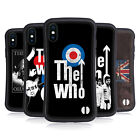 OFFICIAL THE WHO BAND ART HYBRID CASE FOR APPLE iPHONES PHONES