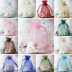 "300 pcs 4x6"" ORGANZA BAGS - Sheer Wedding FAVORS Drawstring Gift Pouches SALE"