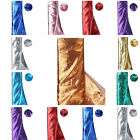 54 inches x 30 feet SHINY POLYESTER Fabric BOLT Pattern Design DIY Crafts Favors
