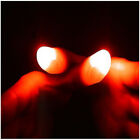 2Pcs Finger Light Glow New Light Up Trick Appearing Thumbs Party Magic L1D6V