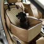 Pet Car Waterproof Seat Dog Safety Carrier Puppy Travel Blanket Mat 2 in 1