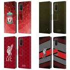 LIVERPOOL FC 2018/19 CREST & LIVERBIRD PU LEATHER BOOK CASE FOR SAMSUNG PHONES 1