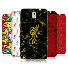 LIVERPOOL FC 2018/19 CREST & LIVERBIRD PATTERNS GEL CASE FOR SAMSUNG PHONES 2