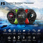 Внешний вид - Outdoor Hiking Sport Smart Watch Bluetooth GPS Heart Rate Monitor Waterproof F5