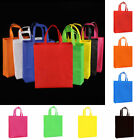 Reusable Shopping Bags Tote Bag Green Grocery Eco Friendly Non Woven Folding Bag