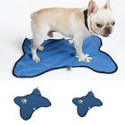 Double Side Suction Cup Fixable Dog Cat Claw Cleaning Doorway Carpet Towel