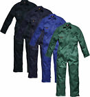 Dickies Redhawk Stud Front Mens Overall / Coverall / Boiler Suit - WD4819