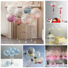 Clear Latex Helium Air Transparent Balloons Wedding Party Decorations Supplies