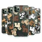 HEAD CASE DESIGNS DOG BREED PATTERNS 20 SOFT GEL CASE FOR APPLE iPHONE PHONES