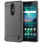For Nokia 2V 7.1 3.1a 6.1 Plus Shockproof Slim Case Silicone Rubber Soft Cover