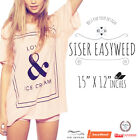Siser Easyweed Iron-on Heat Transfer Vinyl 12' x 15' Free Shipping