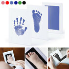 Внешний вид - Newborn Infant Handprint Footprint Inkless Non-toxic Pad Infant Baby Souvenirs