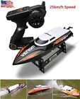 UdiRC RC Boat 2.4GHz Remote Control Super High Speed 25km/h RC Electric Boat USA