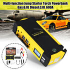 88000mAh Car Jump Starter 4USB Emergency Charger Booster Power Bank Battery SOS