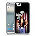OFFICIAL WWE AMERICAN FLAG SUPERSTARS SOFT GEL CASE FOR AMAZON ASUS ONEPLUS