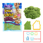 100g/bag Dynamic Sand Kinetic Magic Clay Amazing Indoor Play Color Fun Toy LH