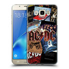 OFFICIAL AC/DC ACDC COLLAGE HARD BACK CASE FOR SAMSUNG PHONES 3