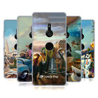 OFFICIAL LONELY DOG SUMMER SOFT GEL CASE FOR SONY PHONES 1