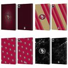 OFFICIAL NFL 2017/18 SAN FRANCISCO 49ERS LEATHER BOOK WALLET CASE FOR APPLE iPAD $32.6 USD on eBay