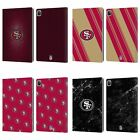 OFFICIAL NFL 2017/18 SAN FRANCISCO 49ERS LEATHER BOOK WALLET CASE FOR APPLE iPAD $27.22 USD on eBay