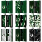 OFFICIAL NBA MILWAUKEE BUCKS LEATHER BOOK WALLET CASE COVER FOR HUAWEI PHONES on eBay